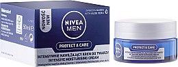 Düfte, Parfümerie und Kosmetik Intensive feuchtigkeitsspendende Körpercreme - Nivea For Men Originals Intensive Moisturising Cream
