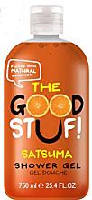 Düfte, Parfümerie und Kosmetik Feuchtigkeitsspendendes Duschgel mit Mandarinenduft - The Good Stuff Satsuma Shower Gel