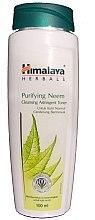 Düfte, Parfümerie und Kosmetik Gesichtsreinigungstonikum mit Neem und Zitrone - Himalaya Herbals Purifying Neem Cleansing Astringent Toner
