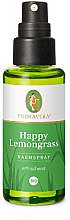 "Düfte, Parfümerie und Kosmetik Raumspray Happy Lemongrass - Primavera Organic ""Happy Lemongrass"" Room Spray"