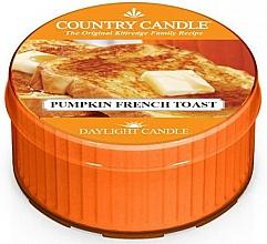 Düfte, Parfümerie und Kosmetik Duftkerze Pumpkin French Toast - Country Candle Pumpkin French Toast Daylight