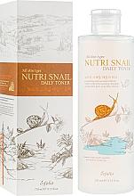 Düfte, Parfümerie und Kosmetik Gesichtstonikum mit Schneckensekret - Esfolio Nutri Snail Daily Toner