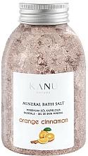 Düfte, Parfümerie und Kosmetik Mineral Badesalz Orange und Zimt - Kanu Nature Orange Cinnamon Mineral Bath Salt