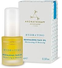 Düfte, Parfümerie und Kosmetik Feuchtigkeitsspendendes und revitalisierendes Gesichtsöl - Aromatherapy Associates Hydrating Revitalising Face Oil