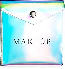 Düfte, Parfümerie und Kosmetik Kosmetiktasche, Holographic - MakeUp B:12 x H:12 cm