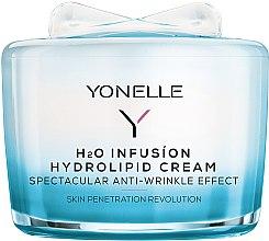 Düfte, Parfümerie und Kosmetik Gesichtscreme gegen Falten - Yonelle H2O Infusion Hydrolipid Cream