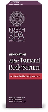 Anti-Cellulite Körperserum mit Algenextrakt - Natura Siberica Fresh Spa Kam-Chat-Ka Algae Tsunami Body Serum — Bild N1