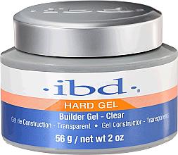 Aufbau-Gel für natürlich schöne glänzende Nägel - IBD Clear Builder Gel — Bild N3