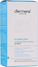 Düfte, Parfümerie und Kosmetik Intensiv feuchtigkeitsspendende und schützende Tagescreme für das Gesicht - Dermena Skin Care Hydraline Cream