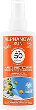 Düfte, Parfümerie und Kosmetik Sonnenschutzspray für Kinder SPF 50 - Alphanova Sun Kids SPF 50+