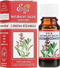 Düfte, Parfümerie und Kosmetik Natürliches ätherisches Rosenholzöl - Etja Natural Essential Oil