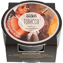 Düfte, Parfümerie und Kosmetik Soja-Duftkerze Tobacco & Vanilla - House of Glam Daylight Collection Tobacco & Vanilla Candle (Mini)