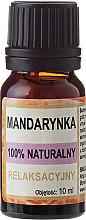 Düfte, Parfümerie und Kosmetik 100% Natürliches entspandendes Mandarinenöl - Biomika Tangerine Oil