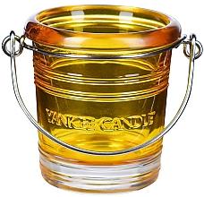 Düfte, Parfümerie und Kosmetik Kerzenhalter für Votivkerze gelb - Yankee Candle Bucket Holder Yellow