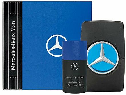 Mercedes-Benz Mercedes-Benz Man - Duftset (Eau de Toilette 100ml + Deodorant 75g) — Bild N1