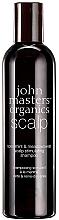 Düfte, Parfümerie und Kosmetik Shampoo zum Haarwuchs - John Masters Organics Spearmint & Meadowsweet Scalp Stimulating Shampoo