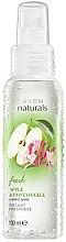 Düfte, Parfümerie und Kosmetik Körperspray Apfel & Geißblatt - Avon Naturals Spray Fresh Apple&Honeysuckle