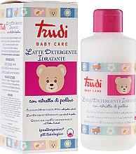 Düfte, Parfümerie und Kosmetik Feuchtigkeitsspendendes Babymilch - Trudi Baby Care Cleansing Moisturizing Milk