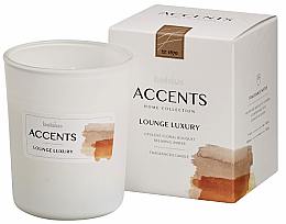 Düfte, Parfümerie und Kosmetik Duftkerze im Glas Lounge Luxury 92/76 - Bolsius Aromatic