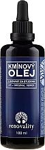 Düfte, Parfümerie und Kosmetik Kaltgepresstes Kümmelöl für Gesicht und Körper - Renovality Original Series Caraway Oil Cold Pressed