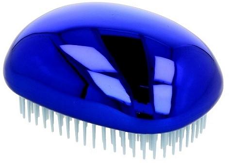 Entwirrbürste blau - Twish Spiky 3 Hair Brush Shining Blue — Bild N1