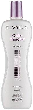 Farbschützendes Shampoo für coloriertes Haar - BioSilk Color Therapy Shampoo — Bild N1