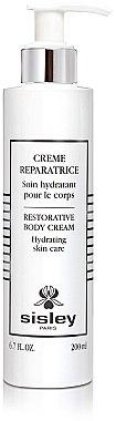 Feuchtigkeitsspendende Körpercreme - Sisley Restorative Body Cream Hydrating Skin Care — Bild N1