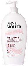Düfte, Parfümerie und Kosmetik Anti-Cellulite Körpergel - Anne Moller Tri-attack Anti-cellulite Gel