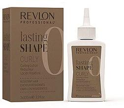 Düfte, Parfümerie und Kosmetik Lockencreme-Set für widerstandsfähiges Haar - Revlon Professional Lasting Shape Curly Lotion Resistant Hair (Lotion/3x100ml)