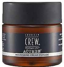 Düfte, Parfümerie und Kosmetik Pflegende Haarstyling Creme-Pomade mit leichtem Halt - American Crew Acumen Nourishing Cream Pomade