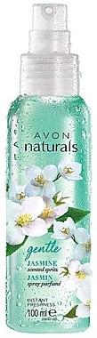 Körperspray mit Jasminduft - Avon Naturals — Bild N1