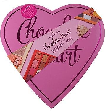Make-up Set - I Heart Revolution Chocolate Heart — Bild N4