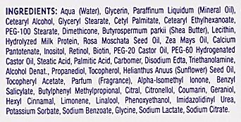 Körpermilch mit Vitaminen und Proteinen aus Milch - Lactovit Original Body Lotion — Bild N3