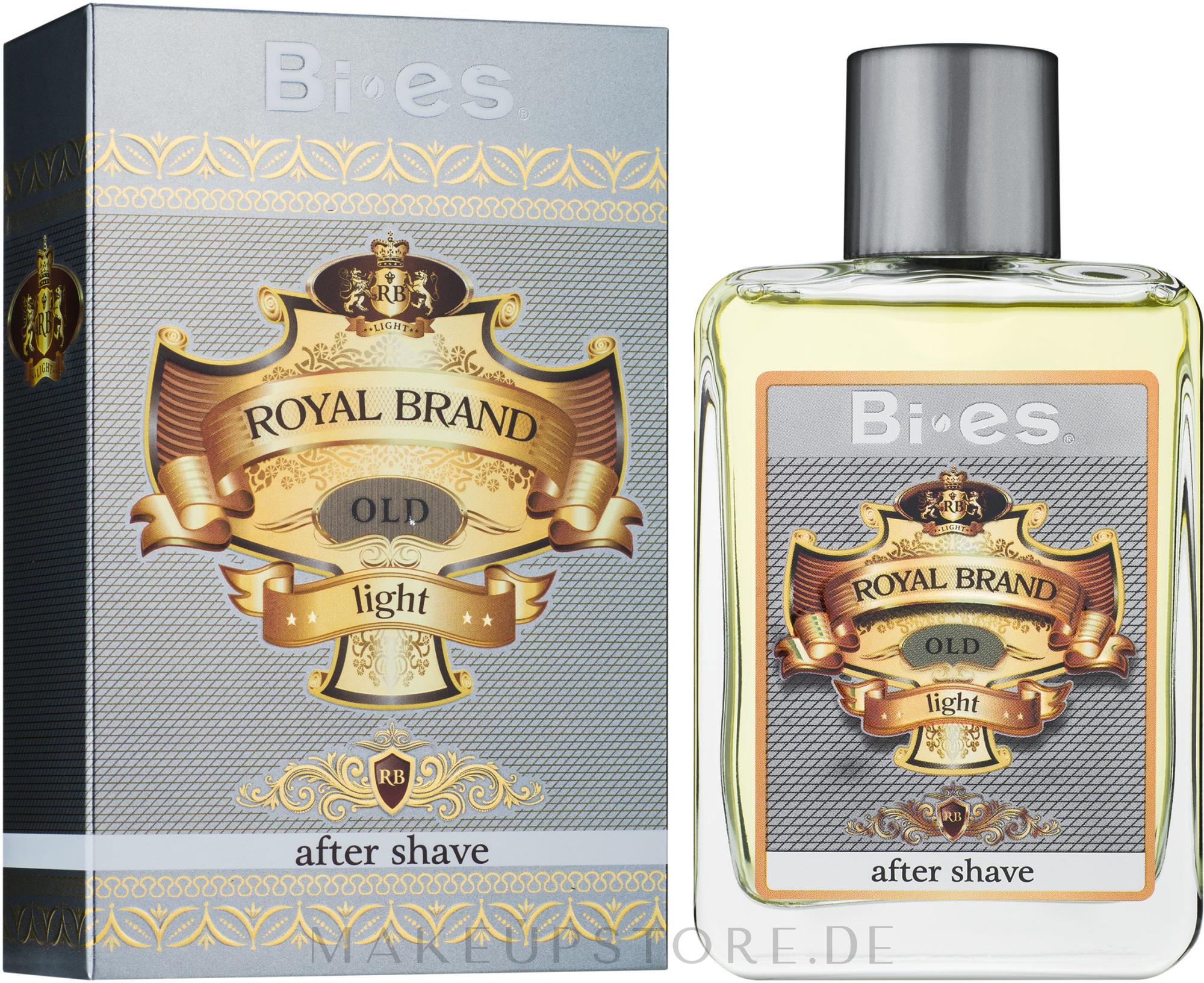Bi-Es Royal Brand Light - After Shave — Bild 100 ml