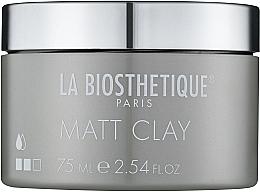 Düfte, Parfümerie und Kosmetik Modellierpaste mit Matteffekt - La Biosthetique Paste