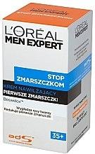 Düfte, Parfümerie und Kosmetik Feuchtigkeitsspendende Gesichtscreme - L'Oreal Paris Men Expert Stop