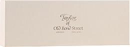 Düfte, Parfümerie und Kosmetik Seifenset - Taylor of Old Bond Street Sandalwood Hand Soap Set (Seife 100g x3)