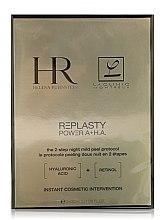 Düfte, Parfümerie und Kosmetik 2-Phasen Nachtpeeling für das Gesicht mit Hyaluronsäure & Retinol - Helena Rubinstein Re-Plasty Power A + H.A.