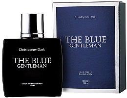 Düfte, Parfümerie und Kosmetik Christopher Dark The Blue Gentleman - Eau de Toilette