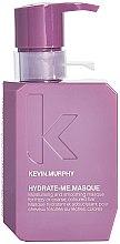 Feuchtigkeitsspendende und glättende Maske für krauses Haar - Kevin Murphy Hydrate-Me.Masque — Bild N1