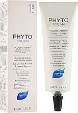 Düfte, Parfümerie und Kosmetik Anti-Schuppen Kur-Shampoo gegen Juckreiz - Phyto Phytosquam Intensive Anti-Dandruff Treatment Shampoo