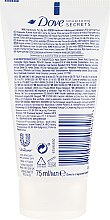 Pflegende Handcreme mit Hafermilch und Honig - Dove Nourishing Secrets Indulging Ritual Hand Cream — Bild N2