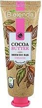 Düfte, Parfümerie und Kosmetik Nährende Handcreme mit Kakaobutter - Bielenda Nourishing Hand Cream