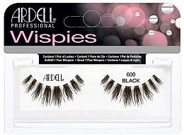 Düfte, Parfümerie und Kosmetik Künstliche Wimpern - Ardell Wispies Lashes Black 600