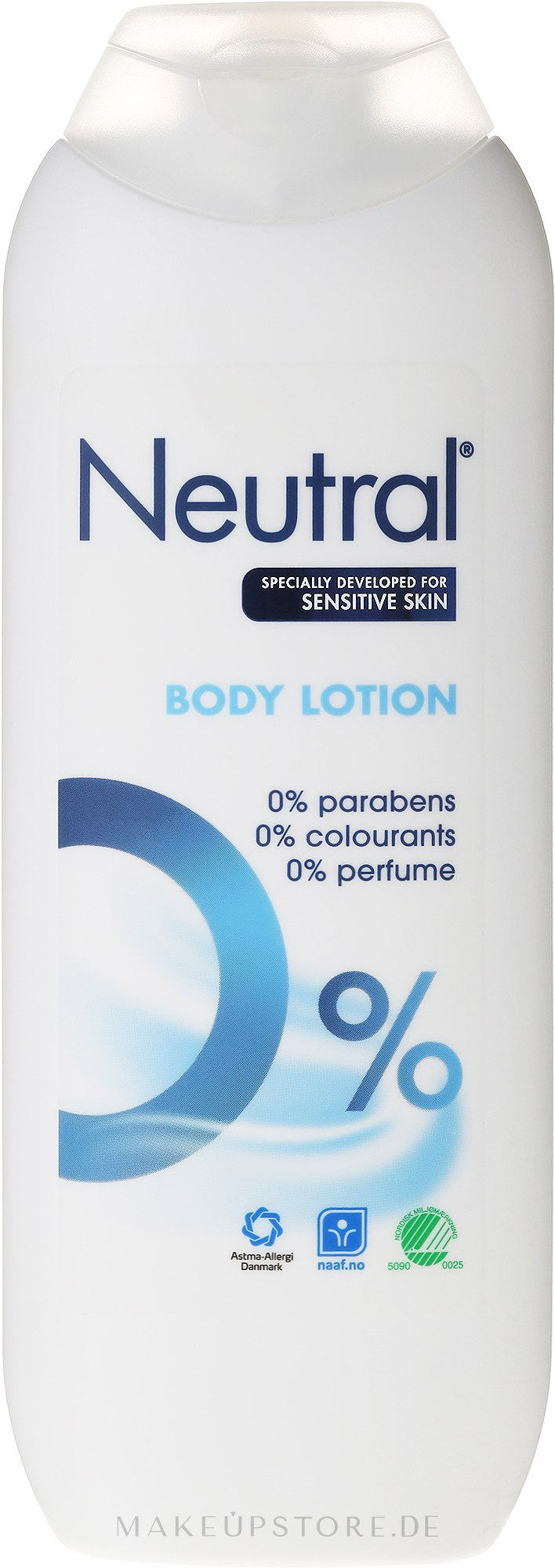 Körperlotion - Neutral Body Lotion — Bild 250 ml