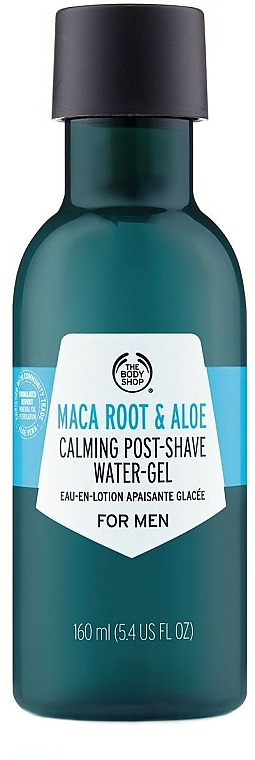 After Shave Gel mit Maca Wurzel und Aloe - The Body Shop Maca Root & Aloe Post-Shave Water-Gel For Men