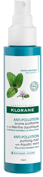 Haarschutz-Nebel - Klorane Aquatic Mint — Bild N1