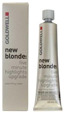 Haarcreme mit Lifting-Effekt - Goldwell New Blonde Base Lift Cream — Bild N1