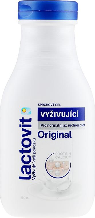 Nährendes Duschgel - Lactovit Shower Gel — Bild N1