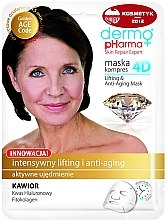 Düfte, Parfümerie und Kosmetik Gesichtsmaske - Dermo Pharma Skin Repair Expert Lifting Anti Aging Mask 4D